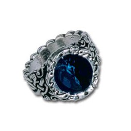 "Bague Alchemy Gothic ""Dragons Celtica"""