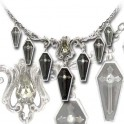 "Collier Alchemy Gothic ""Vault Of The Seven Saints"""
