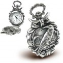 "Montre Alchemy Gothic ""The Nevermore Fob Watch"""