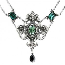 "Collier Alchemy Gothic ""Queen of the Night"""