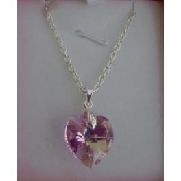 JUIN - Pendentif en cristal de swarovski Alexandrite