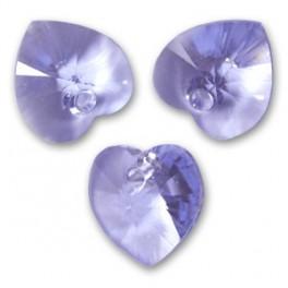 DECEMBRE- Pendentif en cristal de swarovski TANZANITE
