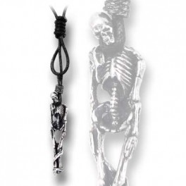 "Collier  Alchemy Gothic ""The Hanged Man"""