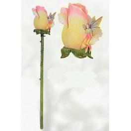 Fée des roses de la collection fée des fleurs de Sheila Wolk
