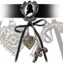 """Collier Alchemy Gothic """"Memento For A Highwayman"""""""