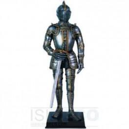 Chevalier  en armure et son épée