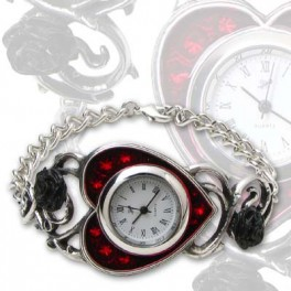 "Montre Alchemy Gothic ""Bed Of Blood Roses"""