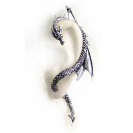 "Tour d'oreille Alchemy Gothic ""The Dragon's Lure"" Oreille gauche"