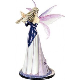 "Figurine ""Winter Moon"" de Jessica Galbreth"