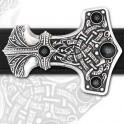 "Boucle ceinture Alchemy Gothic ""Thunder Hammer"""