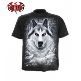 "T-shirt enfant ""White Wolf"""