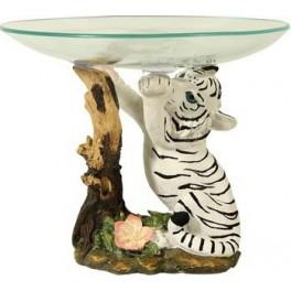 "Vide poche ""Bébé tigre blanc"""