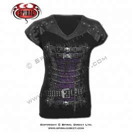 "T-shirt Spiral Direct ""Waisted Corset"""