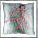 "Coussin ""Forever in my Heart"" collection Crisalis"