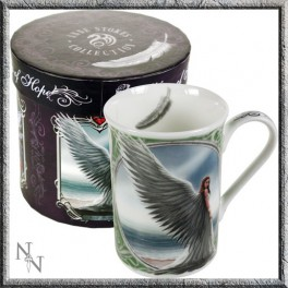 "Mug Anne Stokes ""Spirit Guide"""