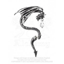 "Tour d'oreille Alchemy Gothic ""Crystal Dragon"""