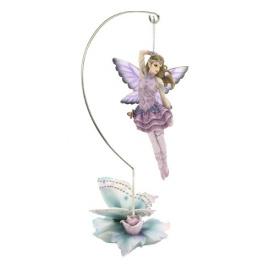 "Figurine à suspendre ""Lavender Ballerina"" de Jessica Galbreth"