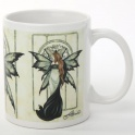 "Tasse ""Elegance"" De Amy Brown"