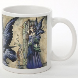 "Tasse ""Forgotten Summer"" De Amy Brown"