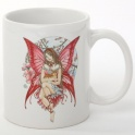 "Tasse ""Fairy Friends"" de Meredith Dillman"
