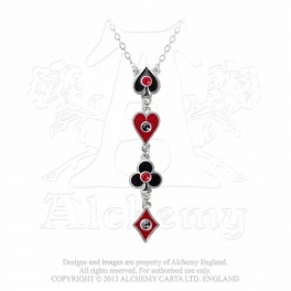 "Collier Alchemy UL17 ""Aces Up"""