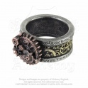 "Bague Alchemy Empire ""Quanta Mechanica Cosmonatallogy"""