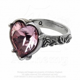"Bague Alchemy Gothic ""Bower Troth Ring"""