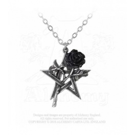 "Collier Alchemy Gothic ""Ruah Vered"""