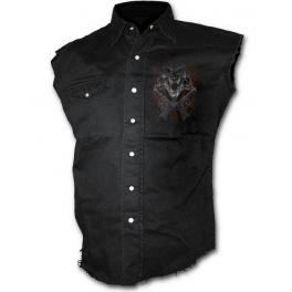 "Chemise Spiral Direct sans manches ""Street Reaper"""