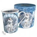 "Coffret Mug Anne Stokes ""Winter Guardians"""
