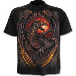 "T- shirt Sprial Direct ""Dragon Furnace"""