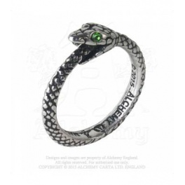 "Bague Alchemy Gothic ""The Sophia Serpent"""