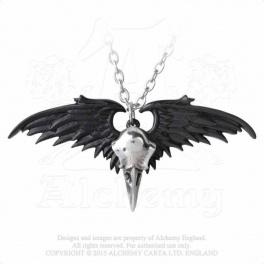"""Collier Alchemy Gothic """"Ravenger"""""""
