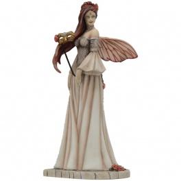 """Figurine """"Vintage Rose"""" de Jessica Galbreth (édition limitée à 4800 exemplaires)"""
