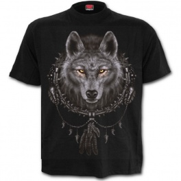 "T-shirt Spiral Direct ""Wolf Dreams"""