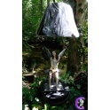 "Lampe de chevet ""Keeley"" de la collection Faerie Temptress"