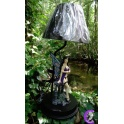 "Lampe de chevet ""Carmen"" de la collection Faerie Temptress"