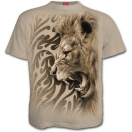 "T- shirt Spiral Direct ""Tribal Lion"""