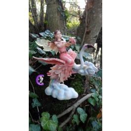 """Fée Faerie Glen """"Flamingo"""" edition limitée et numérotée"""