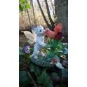 """Chat féerique ailé """"Blossom"""" de la collection Fairy Tails"""
