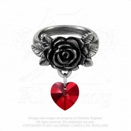 "Bague Alchemy Gothic ""Cherish"""