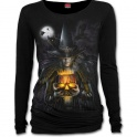 "T-shirt Femme Spiral direct ""WITCHING HOUR"""