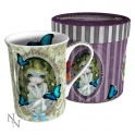 "Coffret Mug Jasmine Becket-Griffith ""Lily"""
