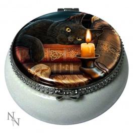 """Boite à pilule """"Witching Hour"""" de Lisa Parker"""