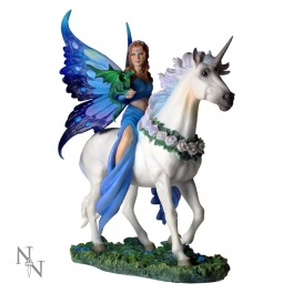 """Figurine féerique """"Realm Of Enchantment"""" de Anne Stokes"""