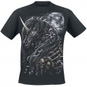 "T-shirt Spiral Direct ""Dark Unicorn"""