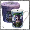 "Mug Anne Stokes ""Mystic aura"""