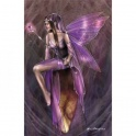 "Plaque murale ""Angelinas Companion"" de Rene Biertempfel"