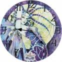"""Horloge """"Blue Moon"""" de Linda Ravenscroft"""