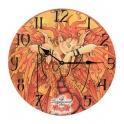 "Horloge ""Phoenix Rising"" de Linda Ravenscroft"
